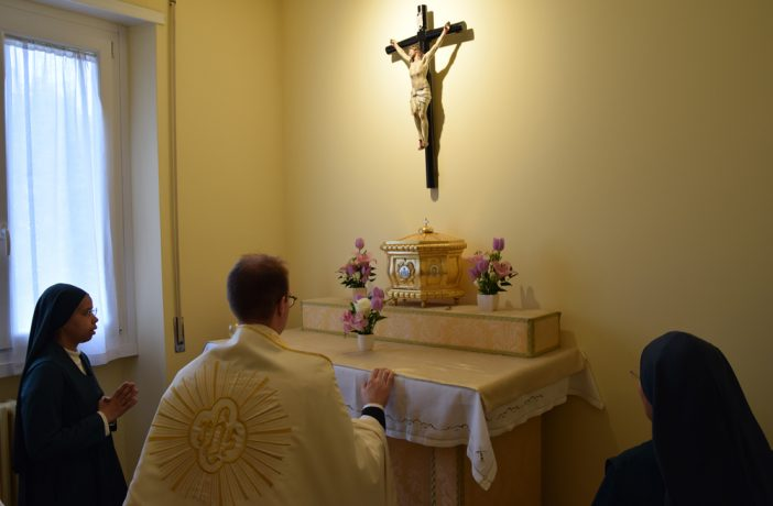MDR-in-preghiera